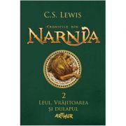 Cronicile din Narnia(vol. 2). Leul, Vrăjitoarea și dulapul-C. S. Lewis