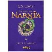 Cronicile din Narnia(vol. 6). Jilțul de argint-C. S. Lewis