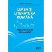 Limba si literatura romana-Eseuri(Bacalaureat)
