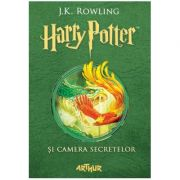 Harry Potter și camera secretelor(vol. 2)-J. K. Rowling