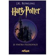 Harry Potter și piatra filosofală(vol. 1)-J. K. Rowling