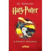 Harry Potter și Prințul Semisânge(vol. 6)-J. K. Rowling