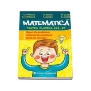 Matematică pentru clasele III-IV. Editia a III-a