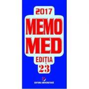 Memomed 2017 (2 vol.)-Dumitru Dobrescu