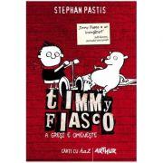 Timmy Fiasco 1. A greşi e omeneşte-Stephan Pastis