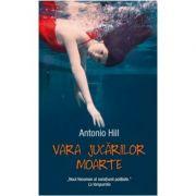 Vara jucariilor moarte-Antonio Hill