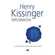 Diplomatia-Henry Kissinger
