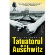 Tatuatorul de la Auschwitz-Heather Morris