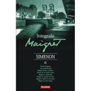 Integrala Maigret(vol. 9)-Georges Simenon
