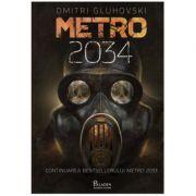 Metro 2034-Dmitri Gluhovski