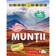 Muntii(seria Discover Science)-Margaret Hynes