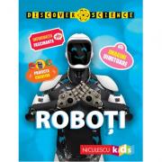Roboti(seria Discover Science)-Clive Gifford