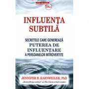 Influenta subtila-Jennifer B. Kahnweller