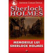 Memoriile lui Sherlock Holmes-Arthur C. Doyle