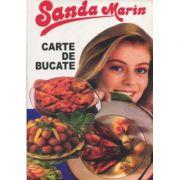 Carte de bucate-Sanda Marin