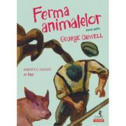 Ferma Animalelor (Roman Grafic 2019)-George Orwell