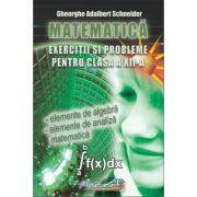 Matematica - exercitii si probleme pentru clasa a XII - a