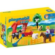 Playmobil 1. 2. 3 - Animale La Zoo