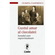 Gustul Amar al Ciocolatei-Olimpia Zamfirescu