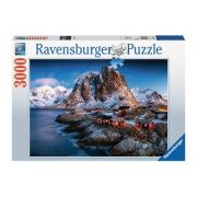Puzzle-Hamnoy(3000 piese)
