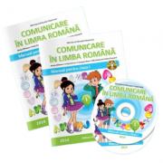 Comunicare in limba romana-Manual pentru clasa I