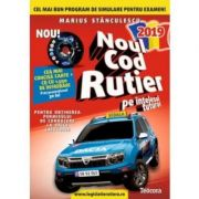 Noul Cod Rutier 2019 pe intelesul tuturor-editia cu CD