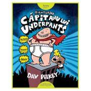Aventurile Capitanului Underpants