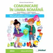 Comunicare in limba romana-Manual clasa I, semestrul II