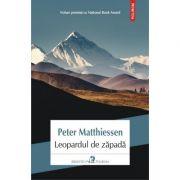 Leopardul de zapada-Peter Matthiesen