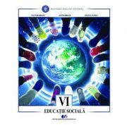 Educatie sociala-Manual pentru clasa a VI-a