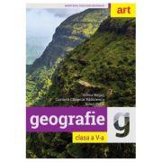 Geografie-Manual pentru clasa V