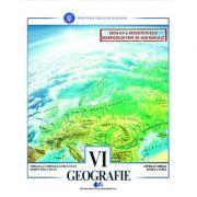 Geografie-Manual pentru clasa a VI-a
