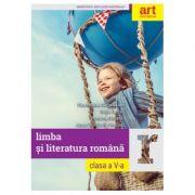 Limba si literatura romana-Manual pentru clasa V