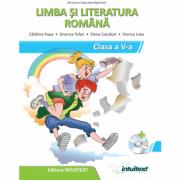 Limba și literatura română - Manual pentru clasa a V‑a