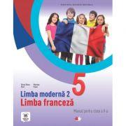 Limba moderna 2-Limba franceza-Manual pentru clasa V