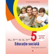 Educatie sociala-Manual pentru clasa V