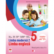 Limba moderna 2-Limba engleza-Manual pentru clasa V