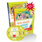 Arte vizuale si abilitati practice-Manual pentru clasa III
