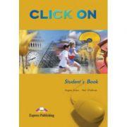 Limba engleza Click on 3-Manual pentru clasa VII