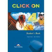 Limba engleza Click on 4-Manual pentru clasa VIII