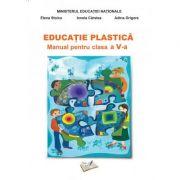 Educatie plastica-Manual pentru clasa V