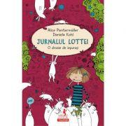 Jurnalul Lottei|O droaie de iepurasi