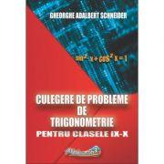 Culegere de probleme de trigonometrie pentru clasele IX-X