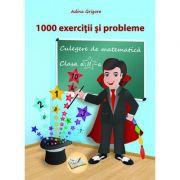 1000 Exercitii si probleme-Culegere pentru clasa II