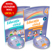Educatie civica-Manual pentru clasa IV(sem. I+II)
