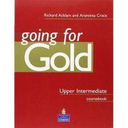 Limba engleza Going for Gold-Manual pentru clasa IX