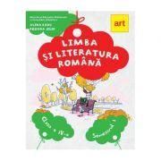 Limba si literatura romana-Manual pentru clasa IV(sem. I+II)