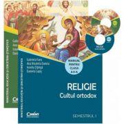Religie(cultul ortodox)-Manual pentru clasa II