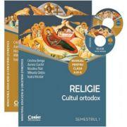 Religie(cultul ortodox)-Manual pentru clasa III