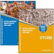 Istorie-Manual pentru clasa IV(sem. I+II)